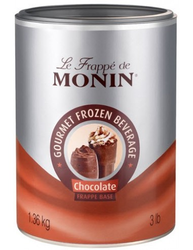 Monin Chocolade Frappé basis