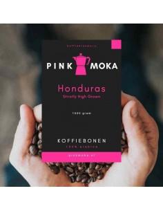 Pink Moka Honduras Strictly High Grown Koffiebonen