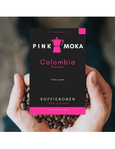 Pink Moka Colombia Excelso